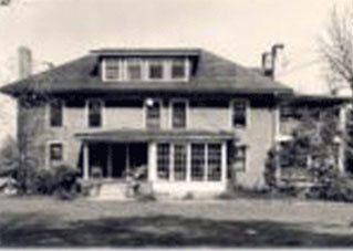 Red House Inn circa 1940 - Best B&B in Brevard NC